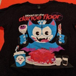 Blood On The Dance Floor Shirt